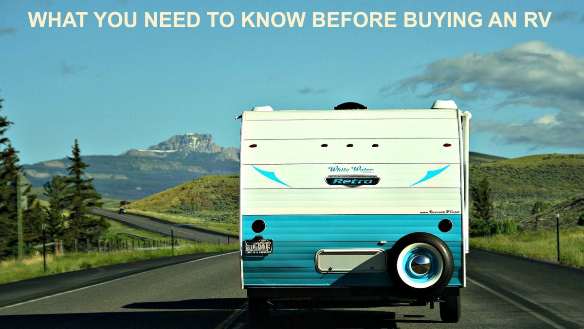 Learn about important information that RV sellers hide from buyers
