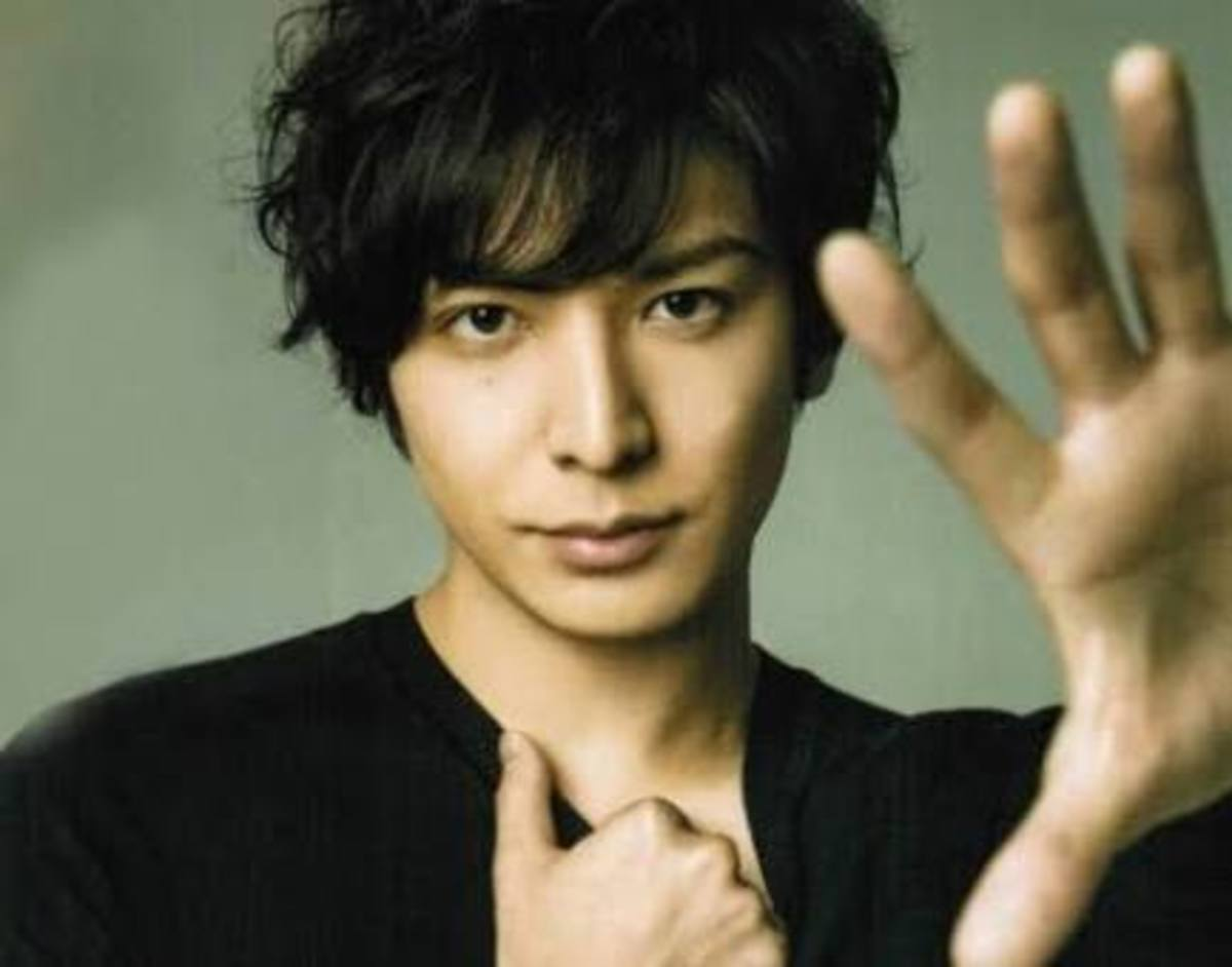 TOP 20: The Most Handsome, Hottest and Talented Japanese Actors
