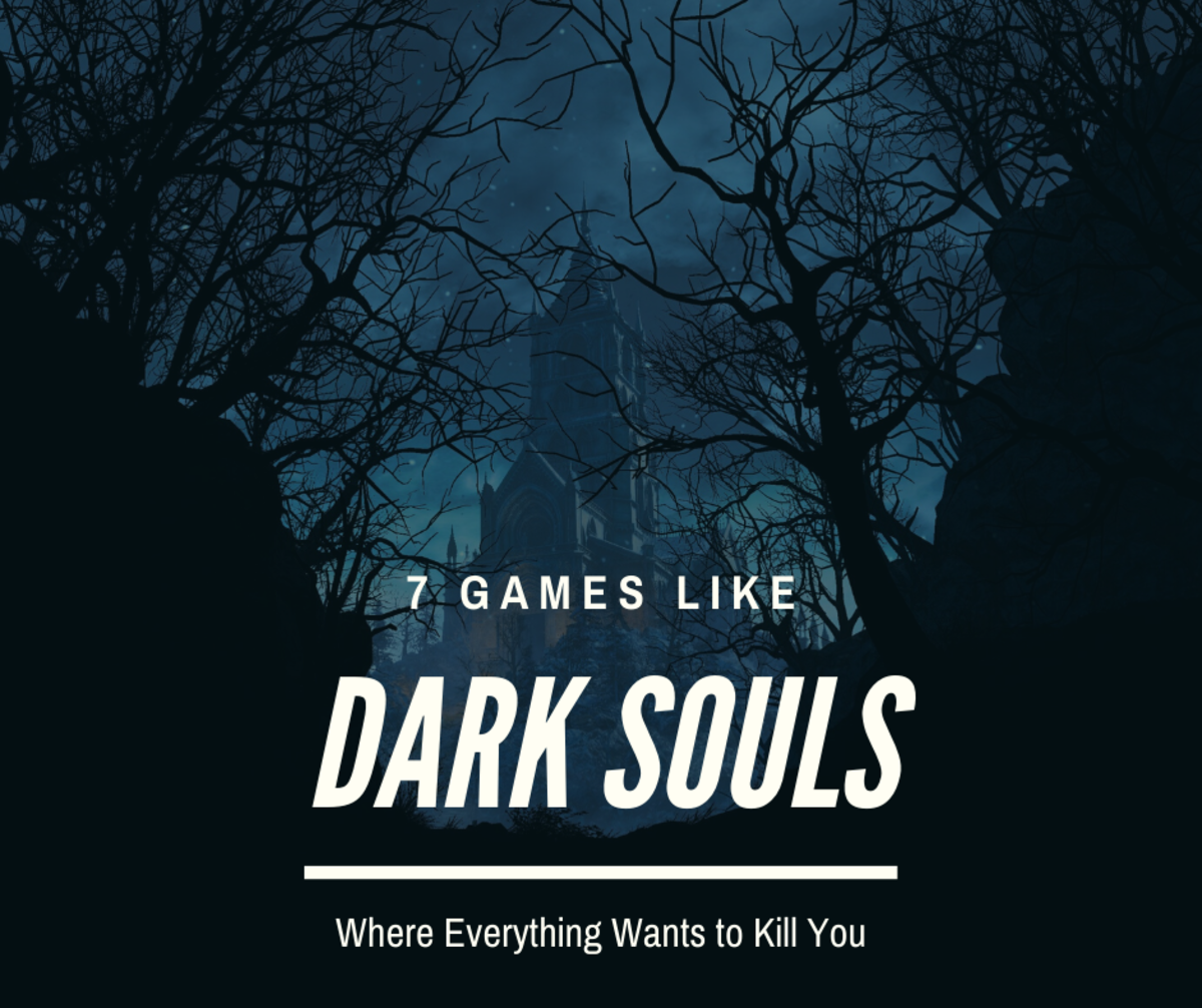 "Looking for games similar to ""Dark Souls""? If so, read on!"