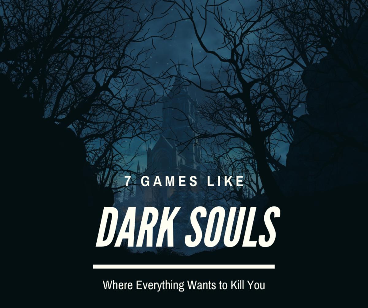 7 Games Like