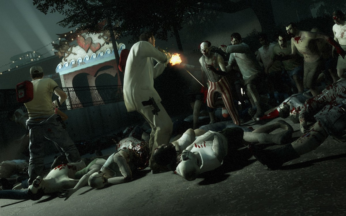 games-like-left-4-dead