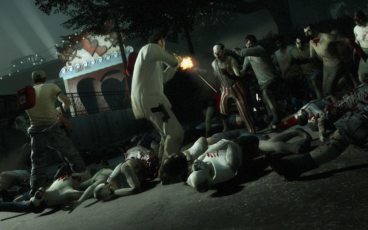 """5 Best Games Like """"Left 4 Dead"""""""
