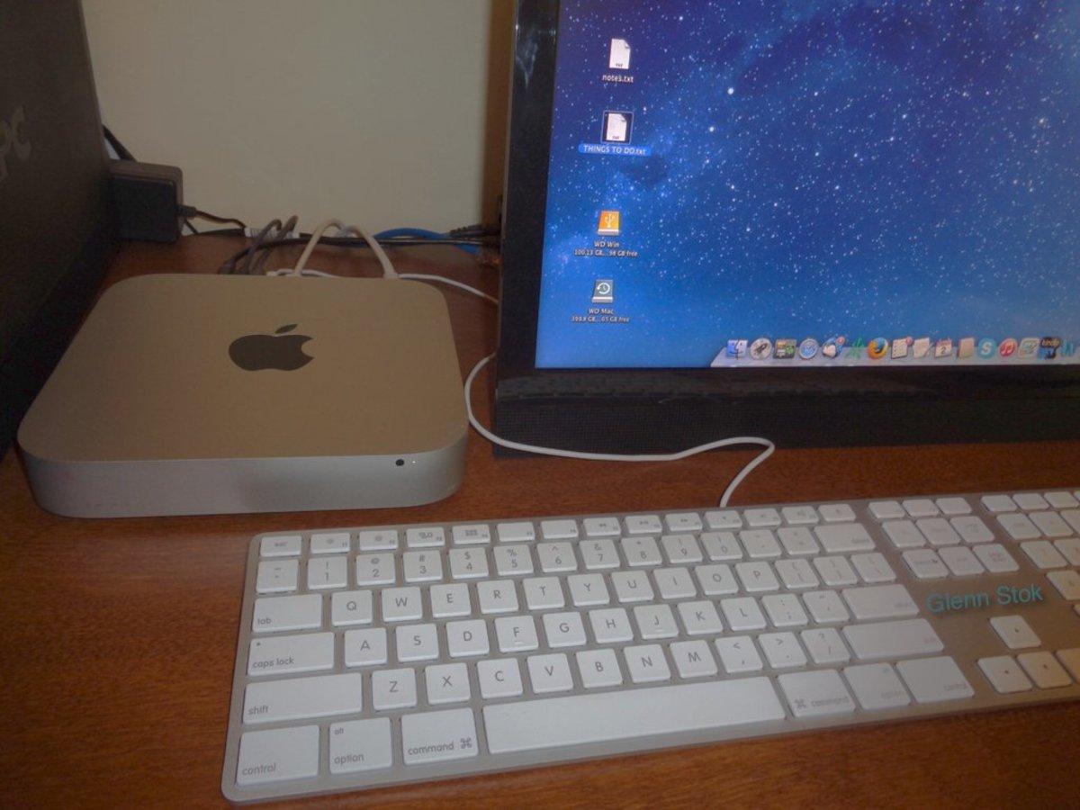 My Mac Mini