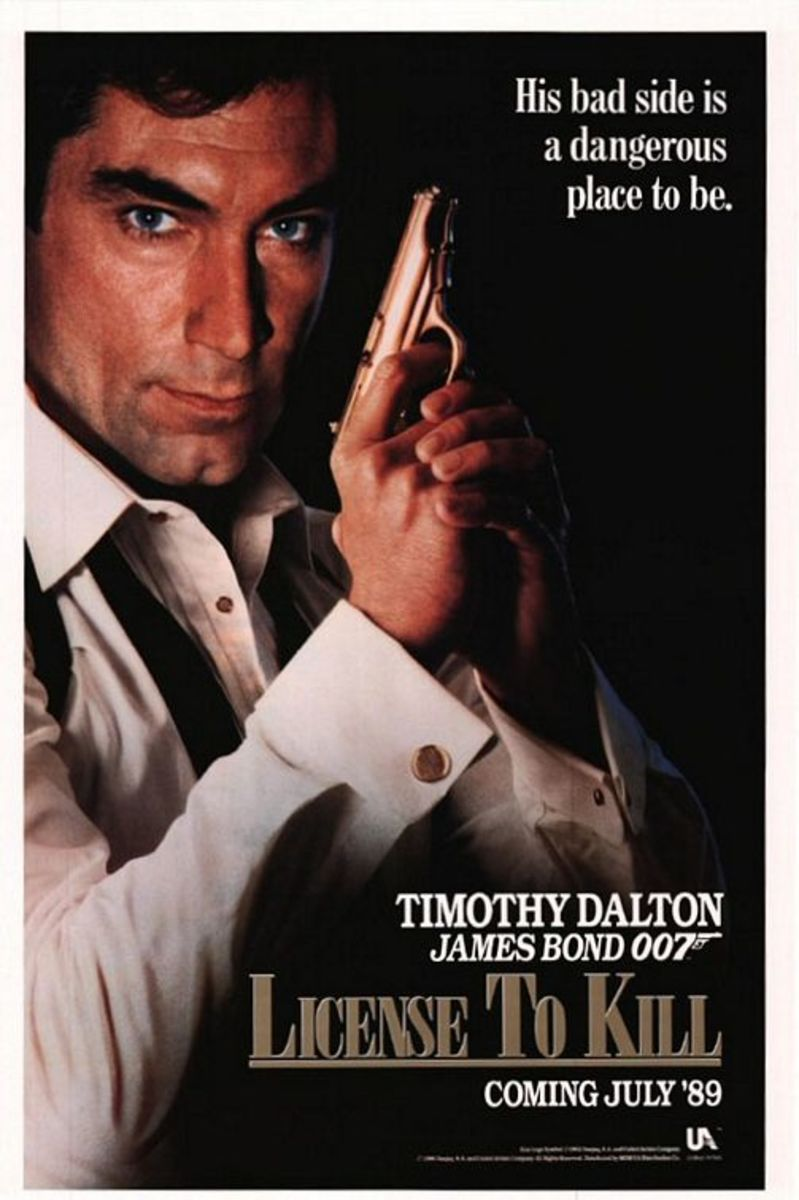 Should I Watch..? 'Licence to Kill'