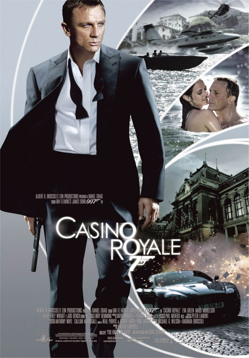"""Poster for """"Casino Royale"""""""