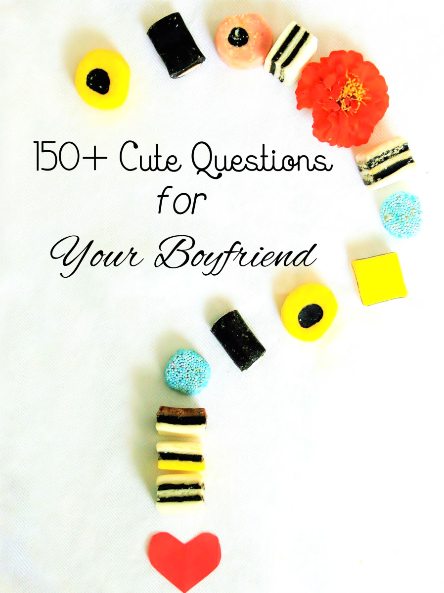 100 questions to ask my boyfriend