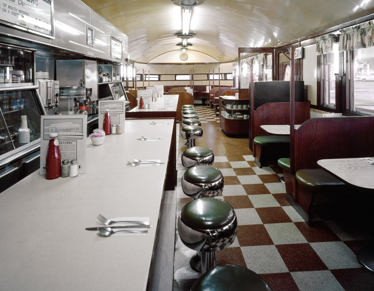 A classic diner.