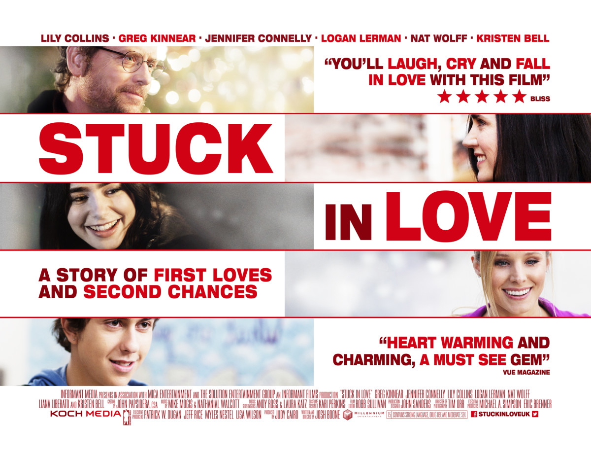 5 Movies Like Stuck in Love