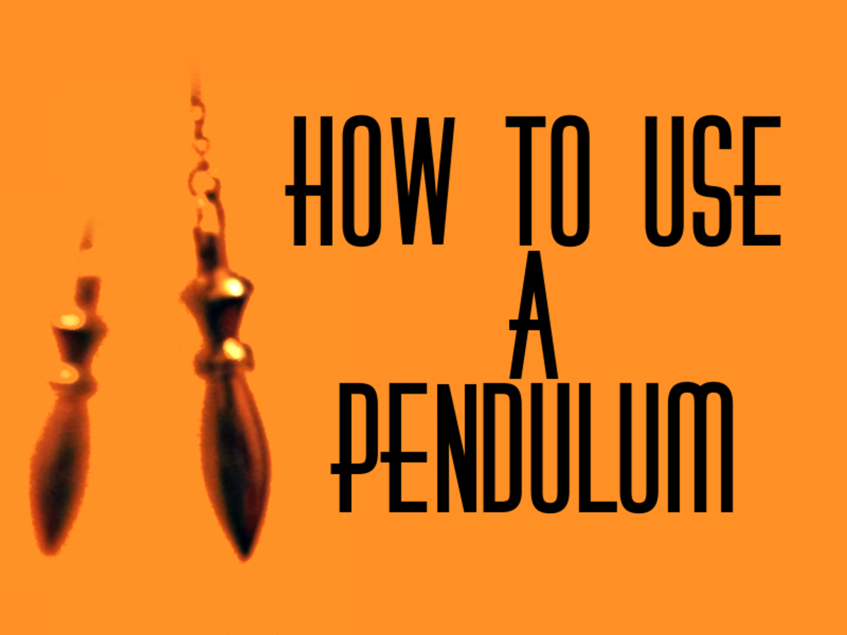 Learn how to use a pendulum to guide you on your journey to answer life's questions.