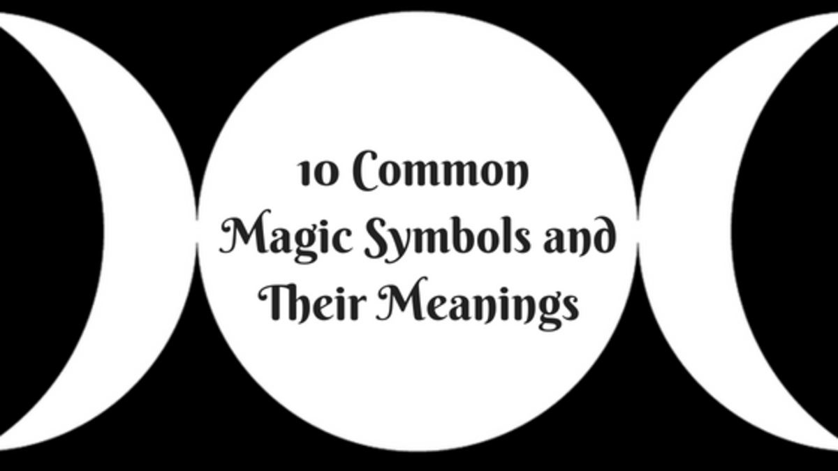 10 Common Magic Symbols and Their Meanings