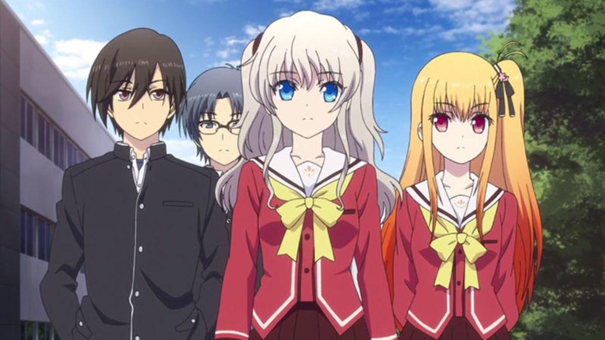 """7 Anime Like """"Charlotte"""""""