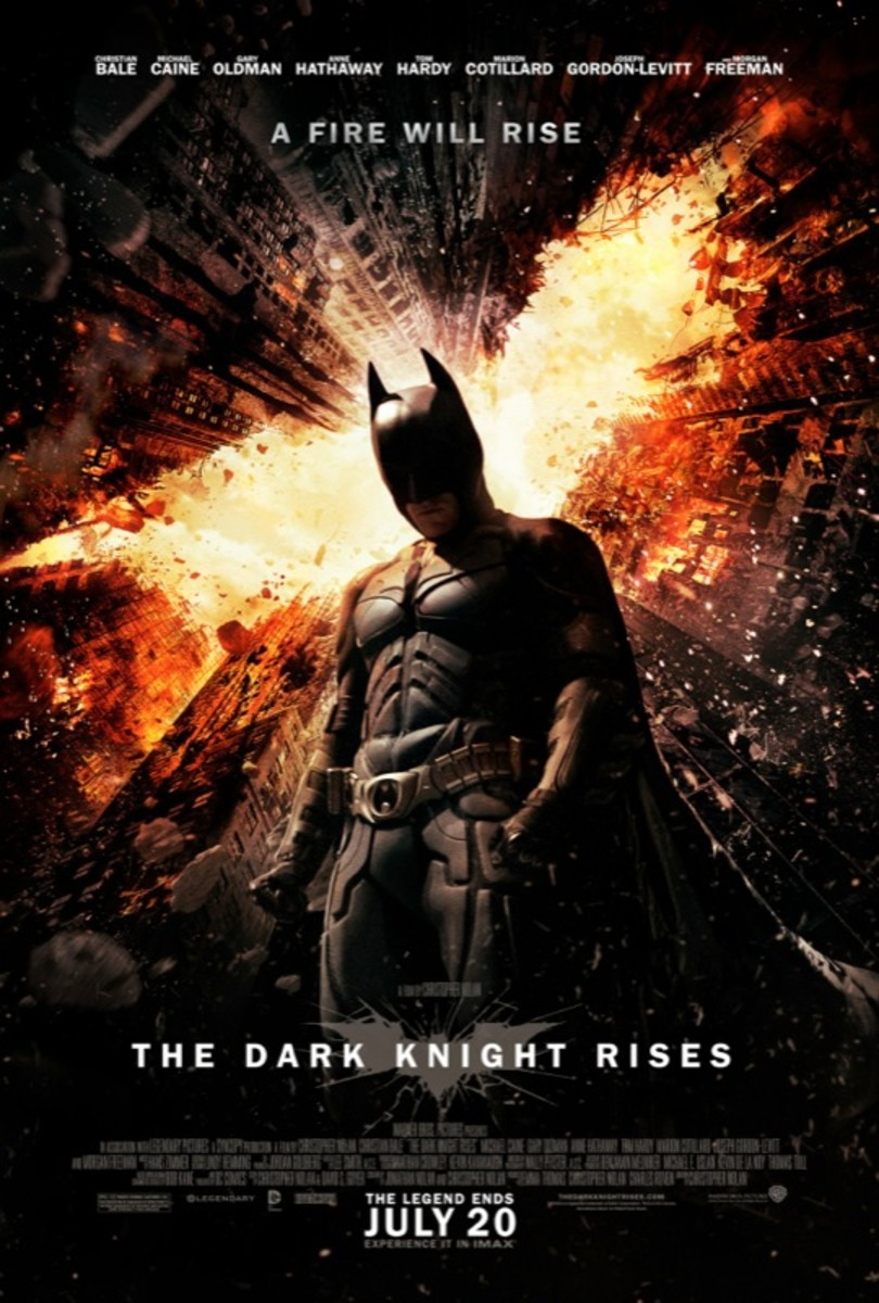 Should I Watch..? 'The Dark Knight Rises'