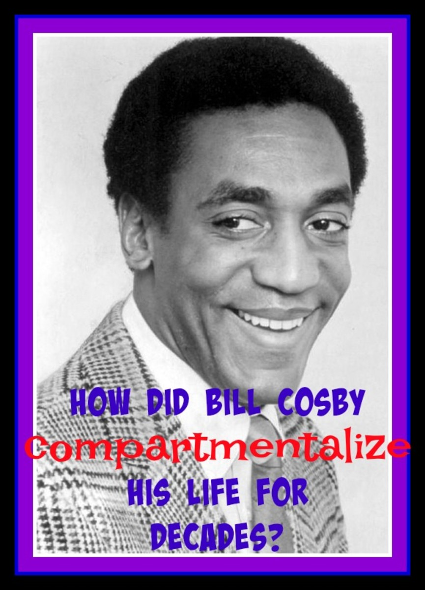 How Did Bill Cosby, American's Favorite Dad, Compartmentalize His Life for Decades?