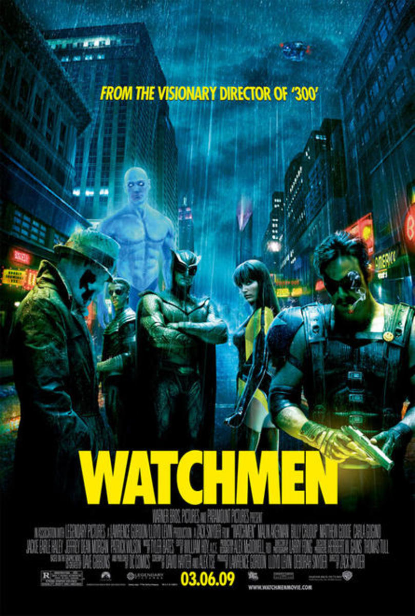 "Poster for ""Watchmen"""
