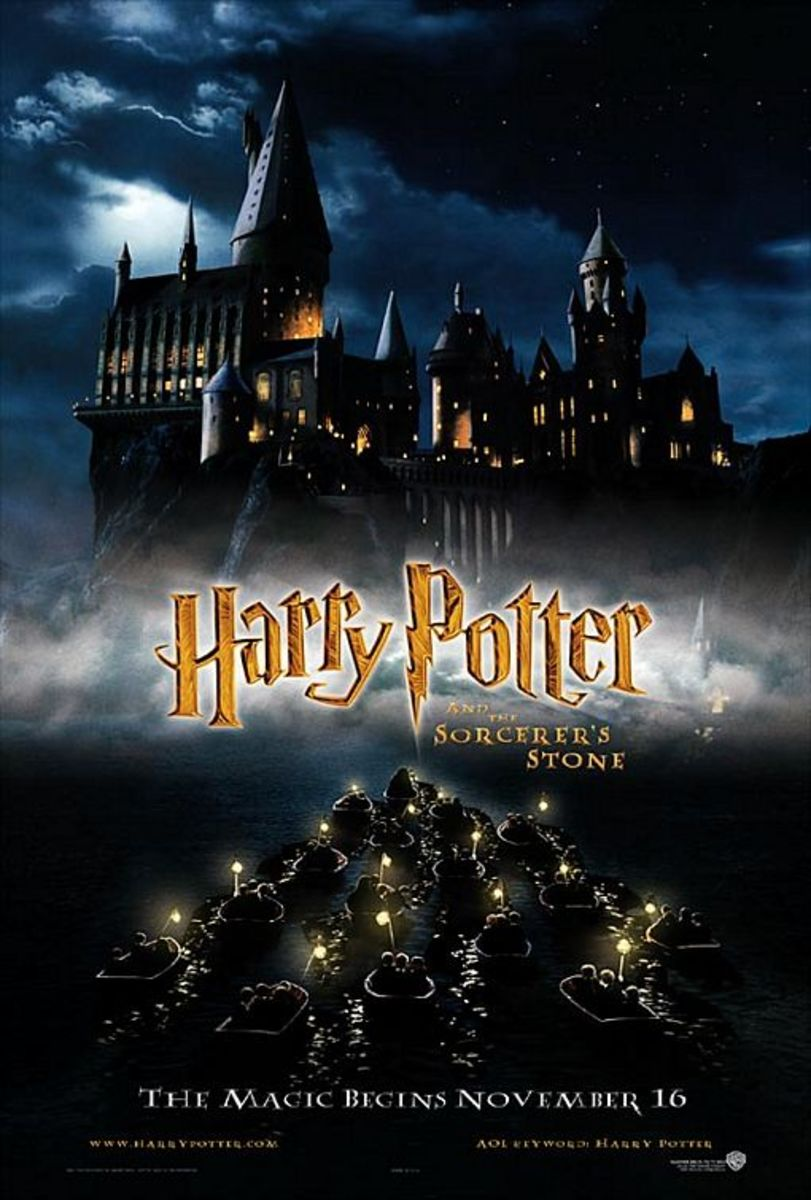 Should I Watch..? Harry Potter And The Philosopher's Stone