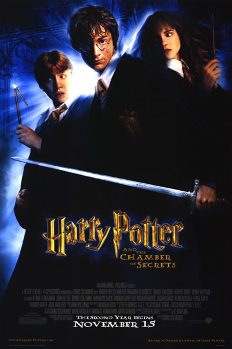 Should I Watch..? Harry Potter And The Chamber Of Secrets