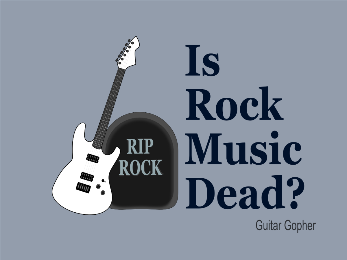 If rock is dead what can we do about it?