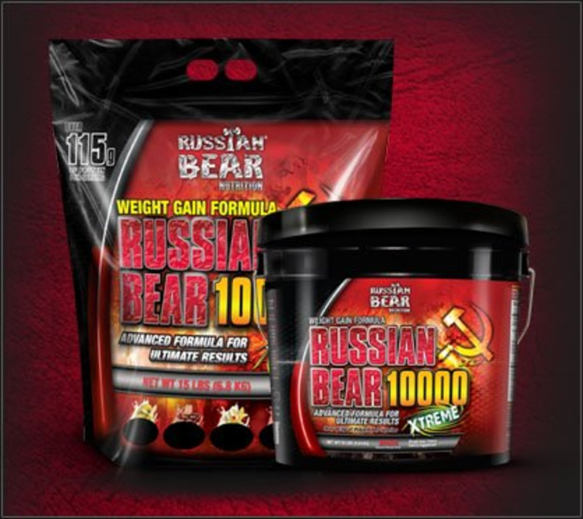 A Review of Russian Bear 10000 Weight Gainer