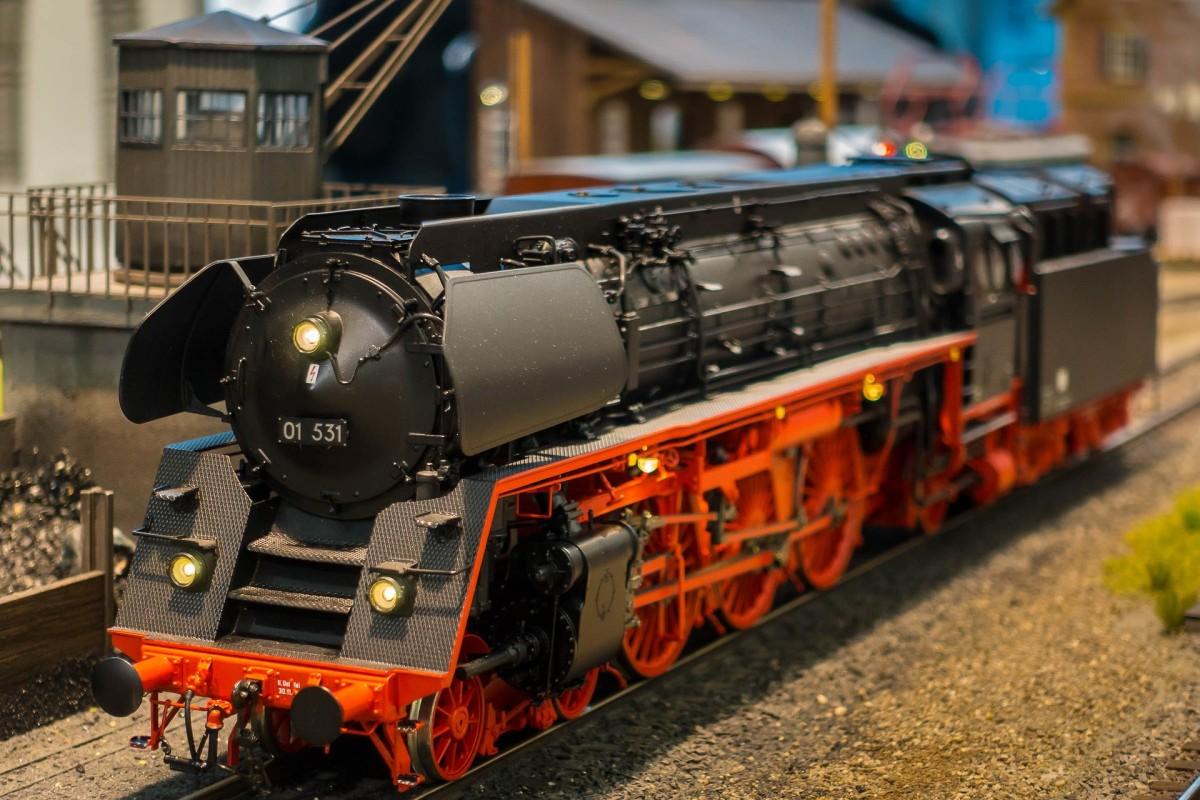 The Locomotive: .