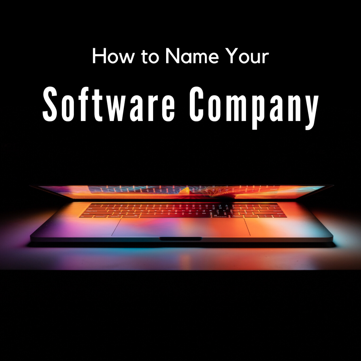 100 Cool Software Company Names