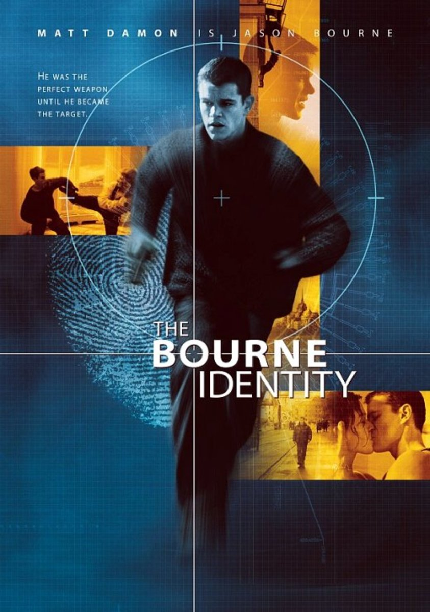 Should I Watch..? 'The Bourne Identity'