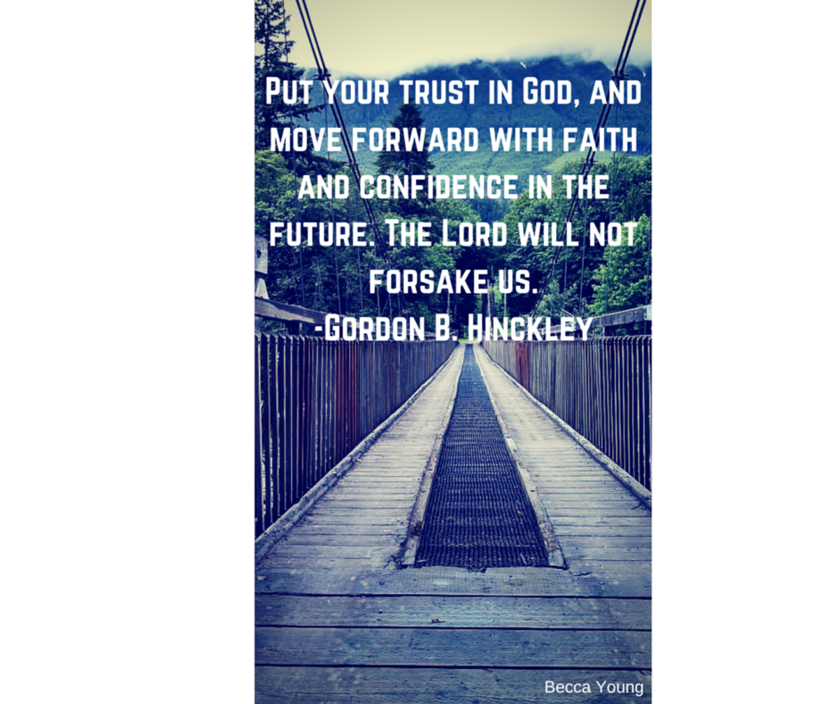 Allow Faith in God to Put Your Trials in a Positive Perspective