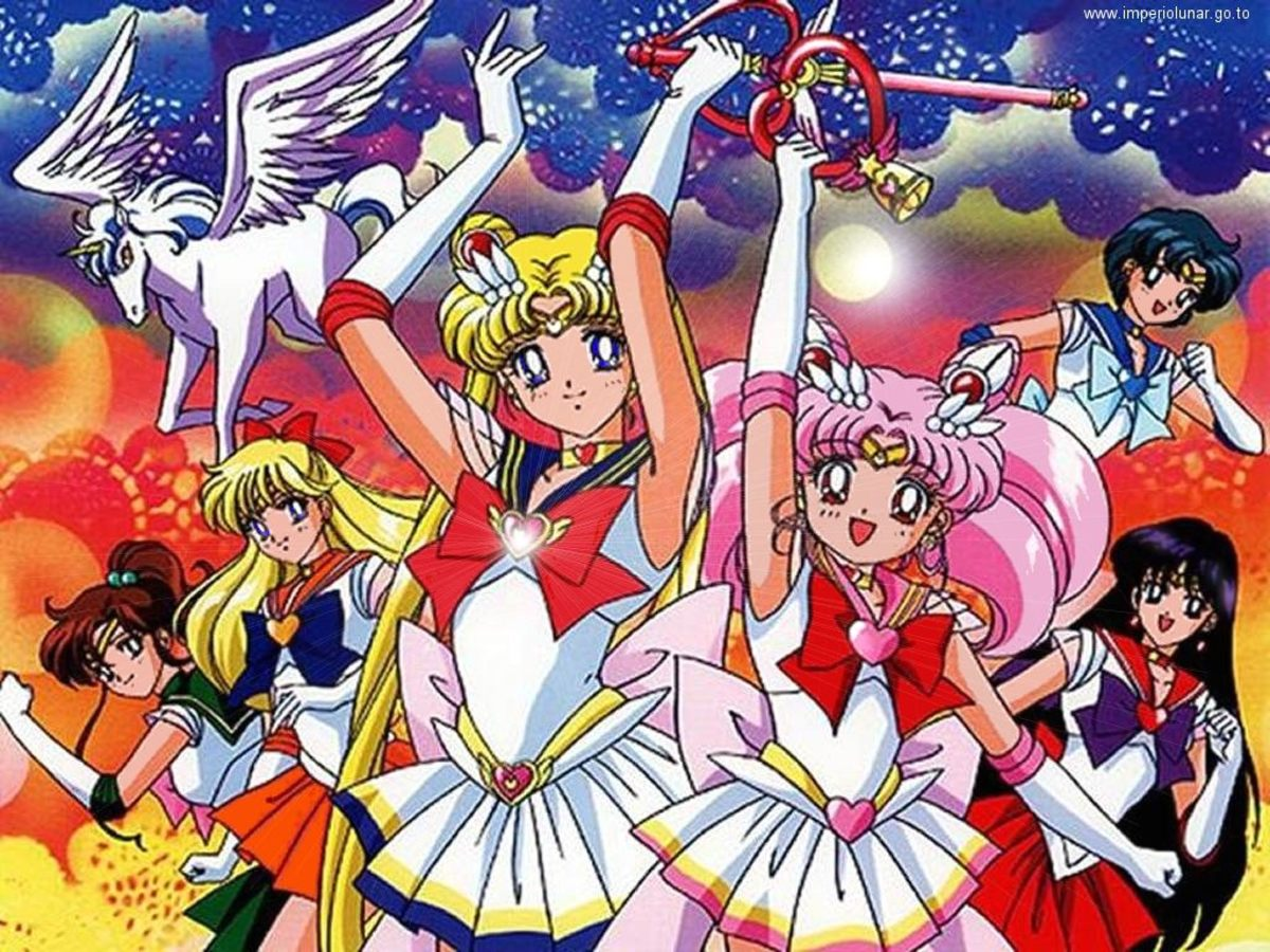 Sailor Moon SuperS: Review
