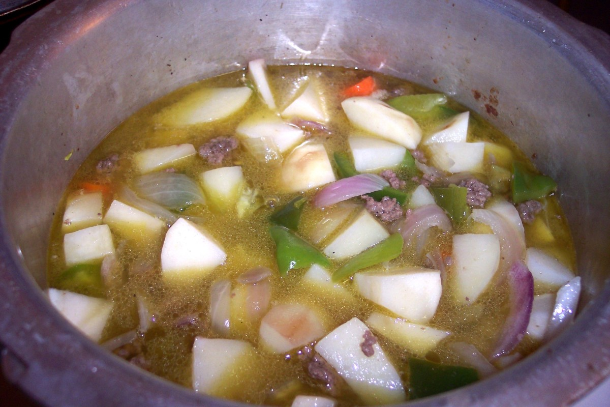 Hamburger Stew Recipe & Tips for Savory, Long-Simmering Stews