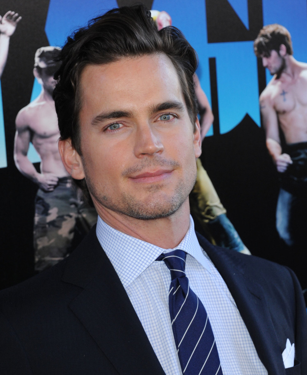 Famous Gay Men Who I Wish Were Straight. *Sigh*