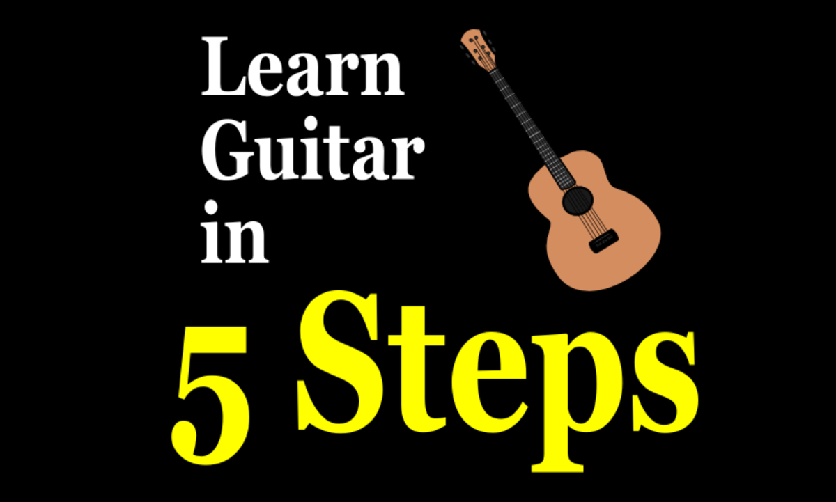 How To Teach Yourself Guitar In 5 Steps Spinditty