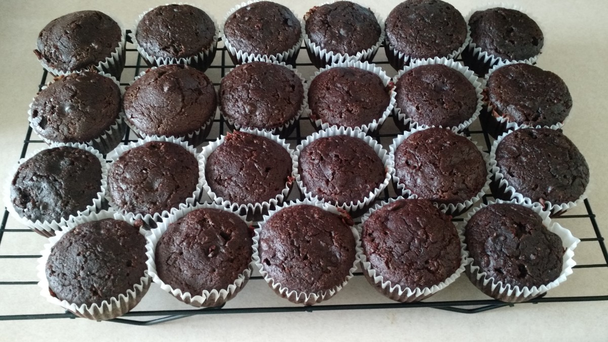 The smell of these muffins fresh out of the oven is irresistible, and once you try one, you will definitely be coming back for more.