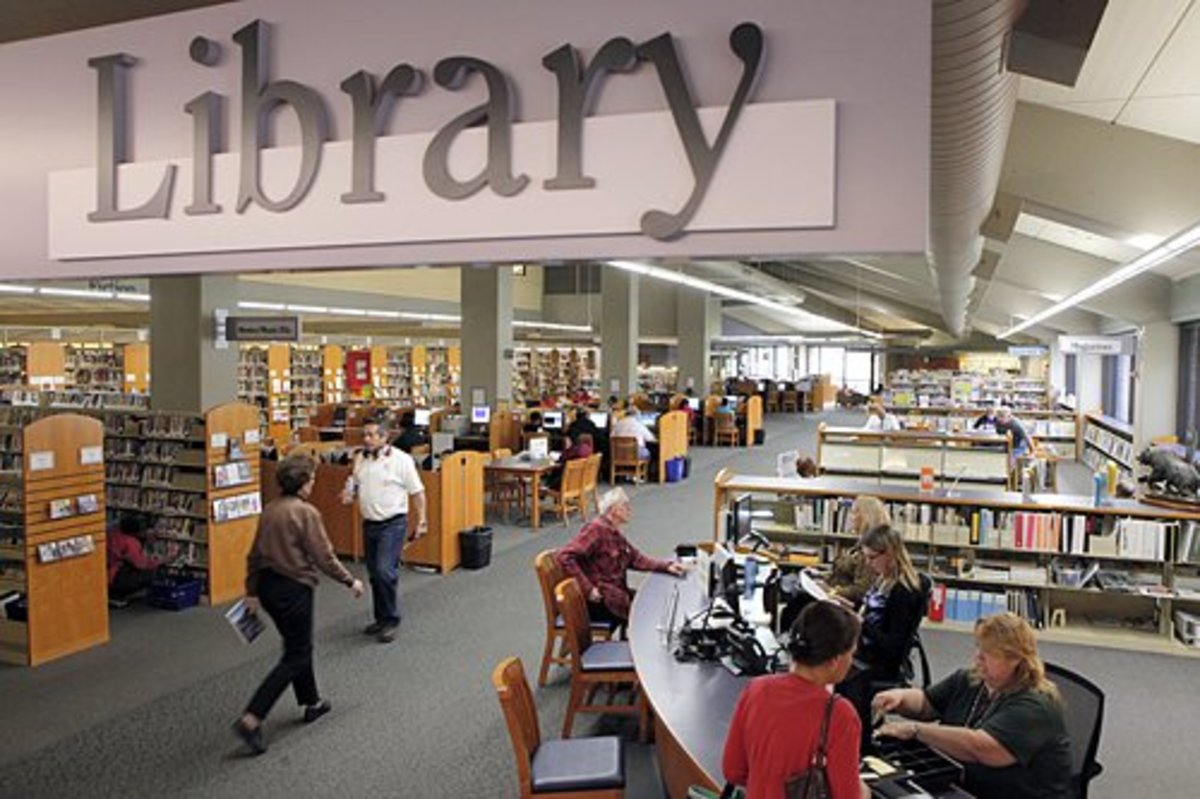 Promoting Library Services Hubpages