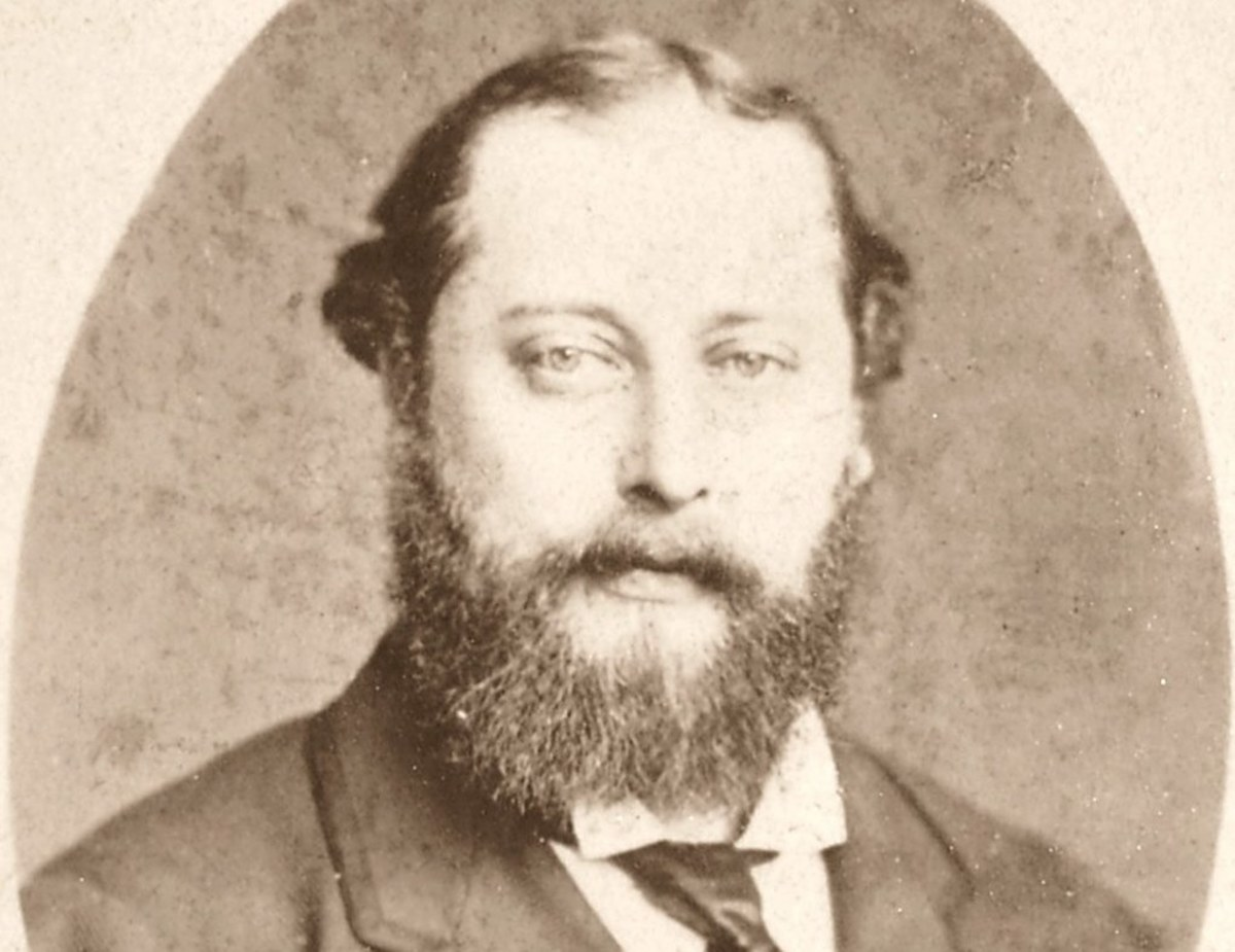 King Edward VII of the United Kingdom: Born November 9th 1841 died May 6th 1910