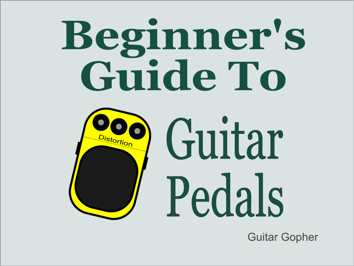 Beginner's Guide to Guitar Effects Pedals