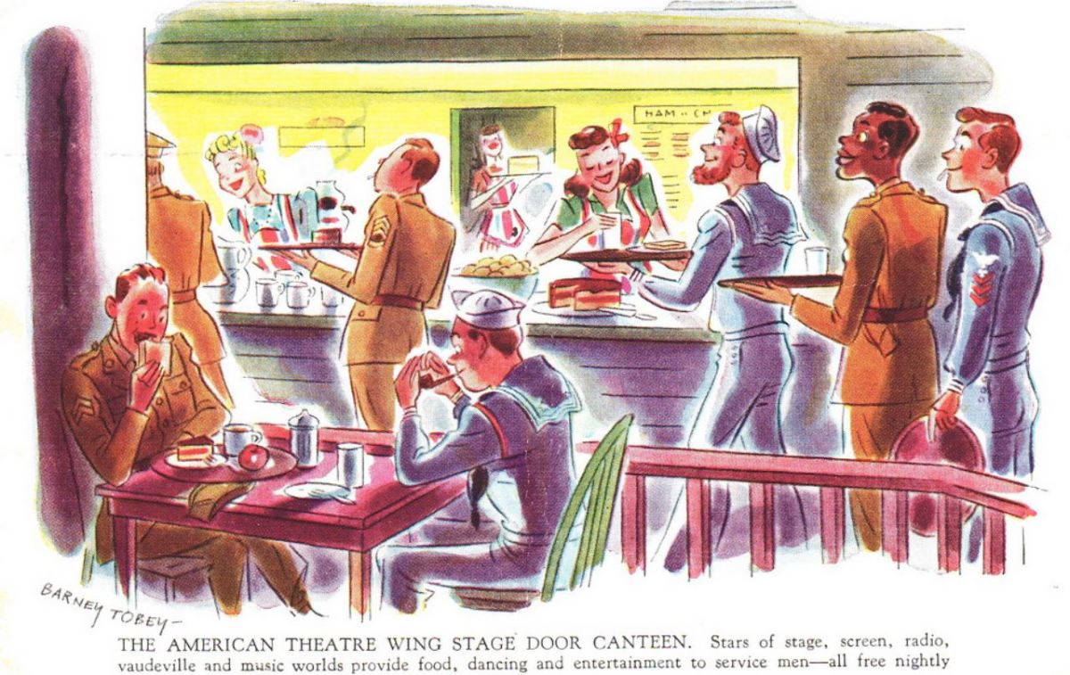 The Stage Door Canteen