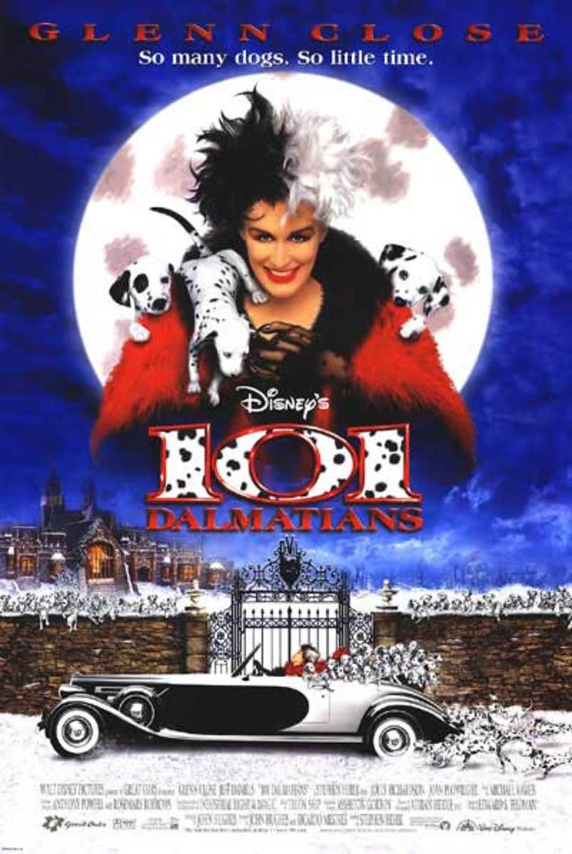 Should I Watch..? 101 Dalmatians (1996)
