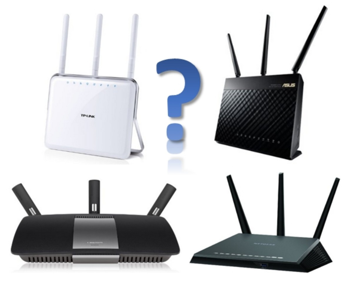 Linksys EA6900, Archer C9, Asus RT-AC68U, or Netgear Nighthawk R7000. Which of these top AC1900 routers is the best for you?