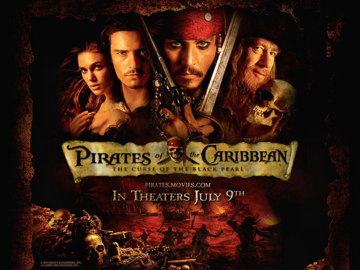 Should I Watch..? 'Pirates of the Caribbean: The Curse of the Black Pearl'