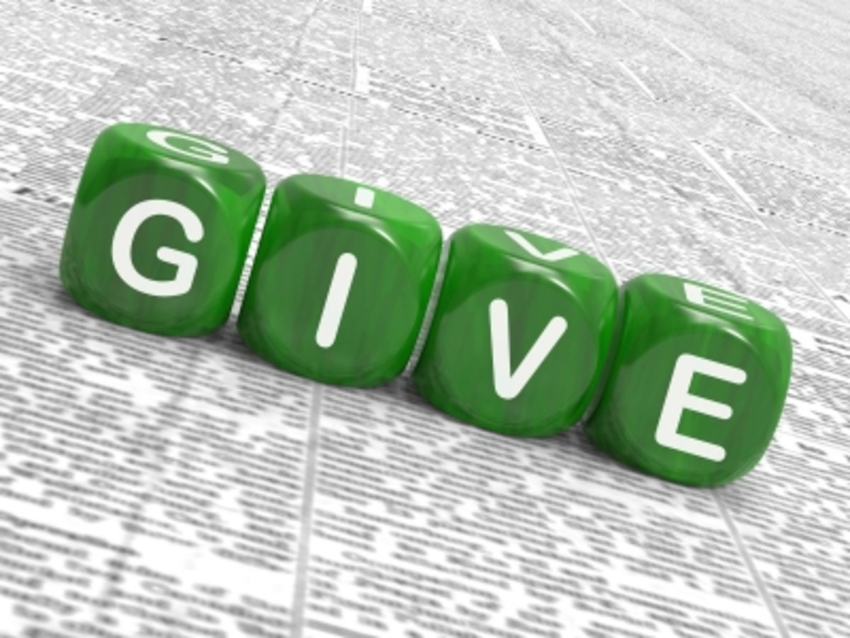 5 Steps to Cultivating a Generous Heart
