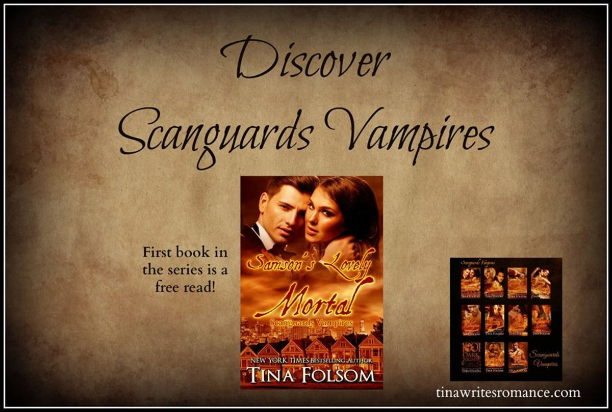 My Review: Scanguard Series by Tina Folsom