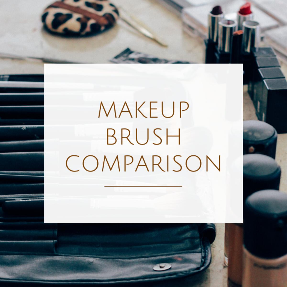 Sigma Essential Brushes vs. Bh Cosmetics Sculpt & Blend Brushes