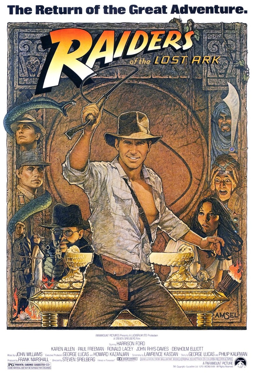 Should I Watch..? 'Raiders Of The Lost Ark'