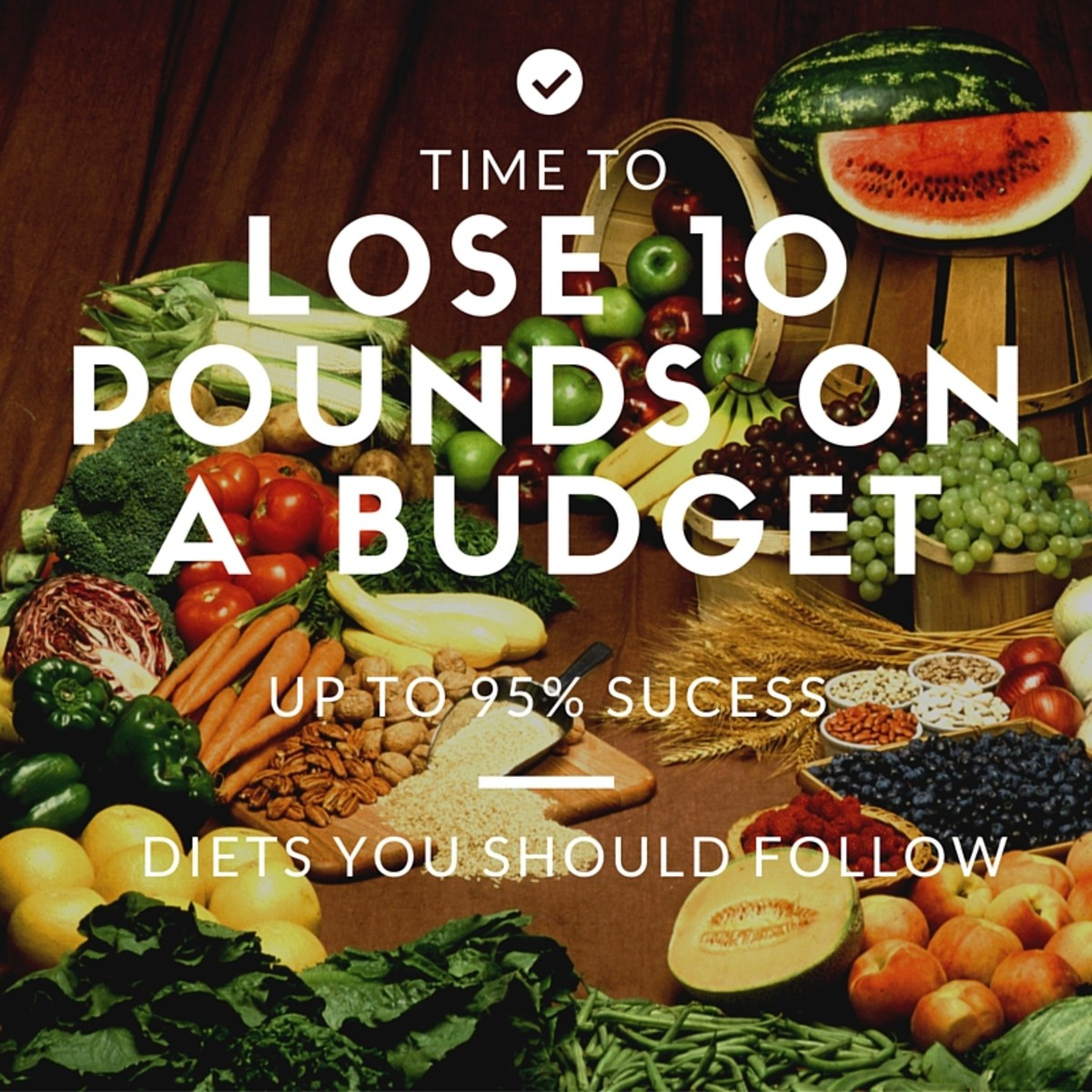 6 Ways to Lose 10 Pounds Fast on a Budget