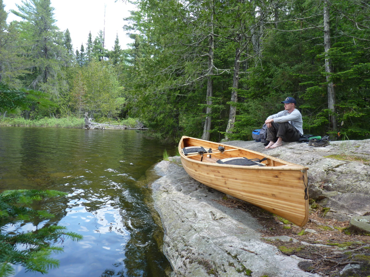 Canoe Flotation Chambers