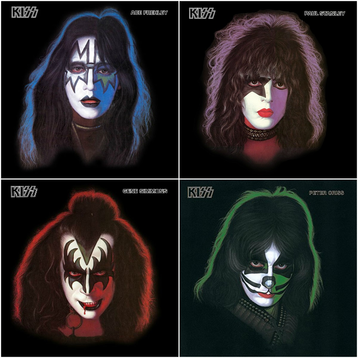 kiss-the-1978-solo-albums-review