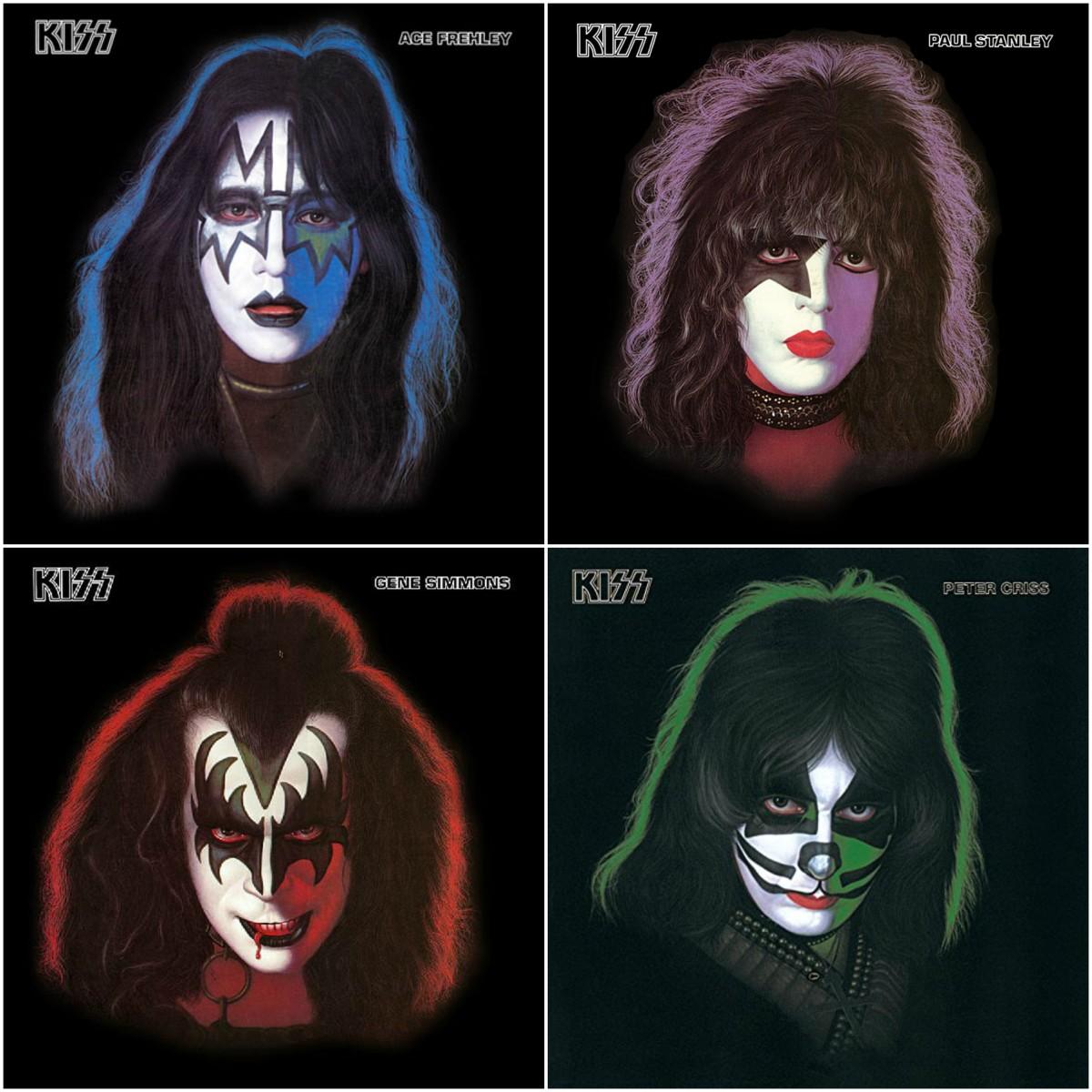 KISS: The 1978 Solo Albums Fiasco