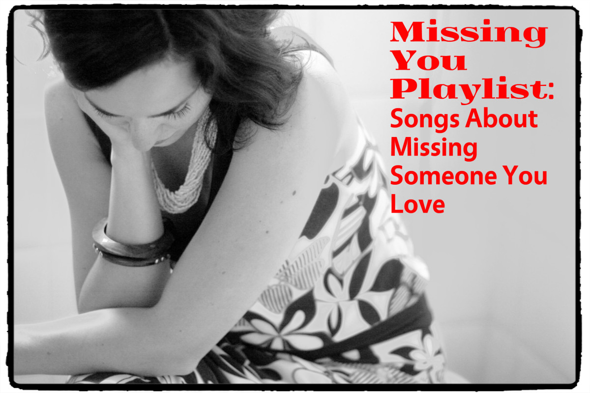 152 songs about missing someone you love