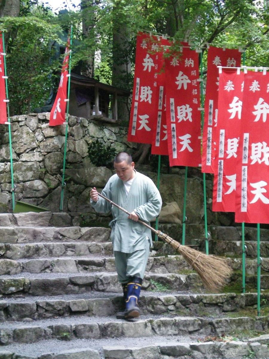 Three Unusual Experiences in Japan