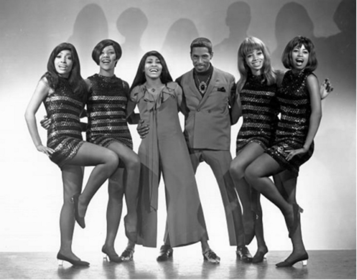 Club Handy attracted some of the biggest names on the Chitlin' Circuit, including the Ike and Tina Turner Review.