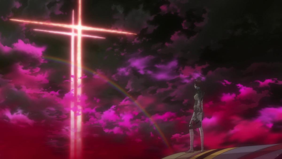 Symbolism in Neon Genesis Evangelion: Religion and War